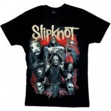 Футболка мужская Slipknot